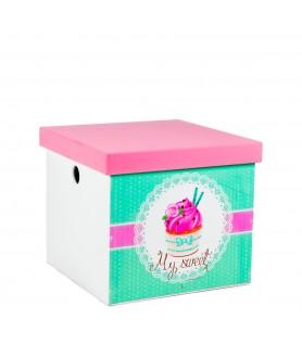 Κουτί Βάπτισης Κορίτσι ΒΚ011